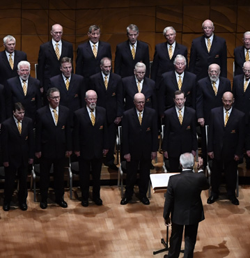 The Melbourne Welsh Male Choir